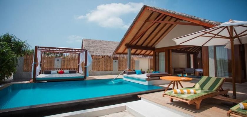 Maldive, Male - Furaveri Island Resort & Spa 3