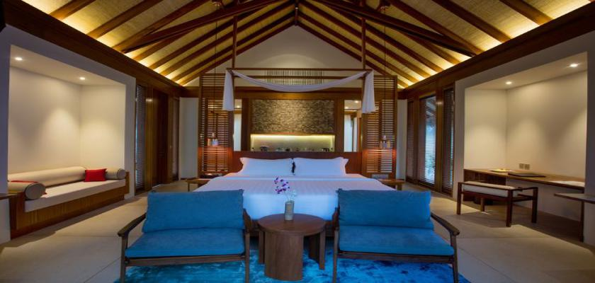 Maldive, Male - Furaveri Island Resort & Spa 5