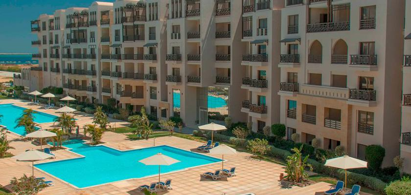 Egitto Mar Rosso, Hurghada - Gravity Samra Bay Beach Resort 2 Small