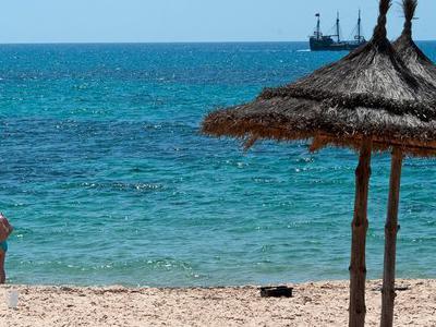 Tunisia, Hammamet - Sol Azur Beach