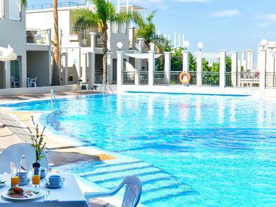 Spagna - Canarie, Tenerife - Los Olivos Beach Resort