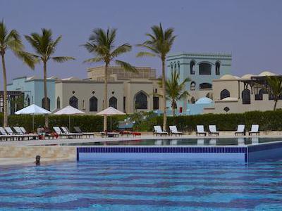 Oman, Salalah - Bravo Salalah Rotana Resort