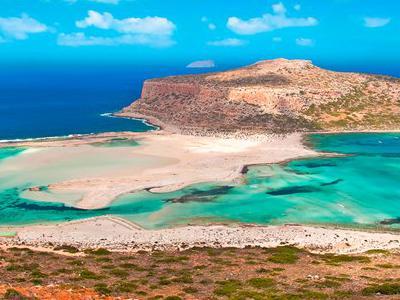 Grecia, Creta - Appartamenti ad Aghia Marina, Platanias e Kolymbari