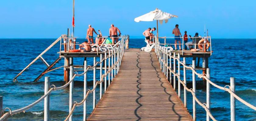Egitto Mar Rosso, Marsa Alam - Elphistone Beach Resort 1
