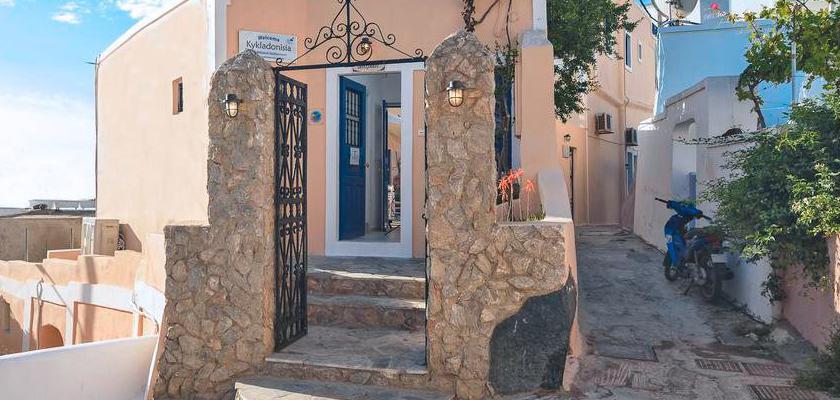 Grecia, Santorini - Hotel Kykladonisia 0