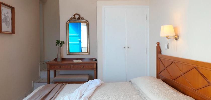 Grecia, Santorini - Hotel Kykladonisia 1