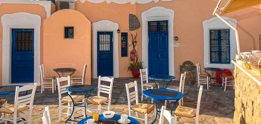 Grecia, Santorini - Hotel Kykladonisia 2