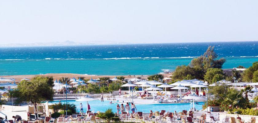Egitto Mar Rosso, Hurghada - Coral Beach Hurghada Resort 1