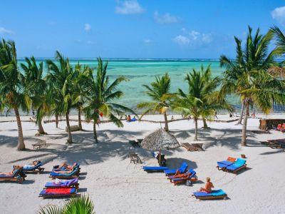 Kenya, Watamu - Jacaranda Beach Resort