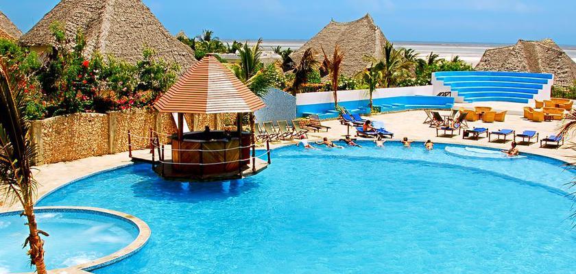 Kenya, Watamu - Jacaranda Beach Resort 1