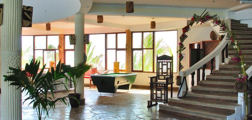 Kenya, Watamu - Jacaranda Beach Resort 5