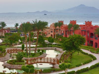 Egitto Mar Rosso, Sharm el Sheikh - Charmillion Sea Life & Garden Resort