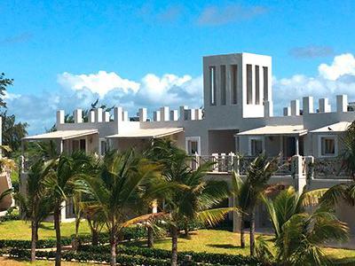 Kenya, Watamu - Life Resort Saint Thomas Royal Palm