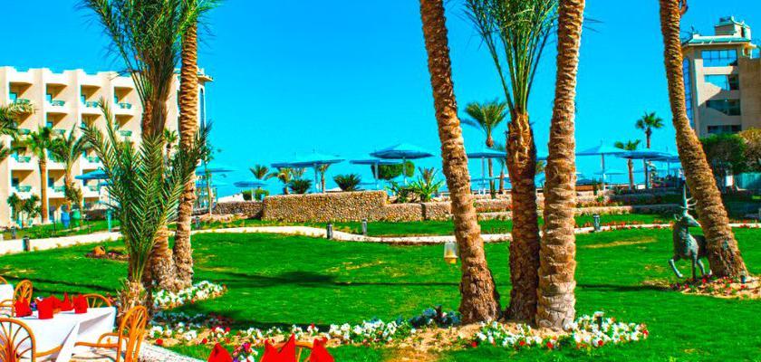 Egitto Mar Rosso, Hurghada - Marina Beach Resort 4