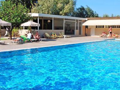 Grecia, Rodi - Hotel Sivila