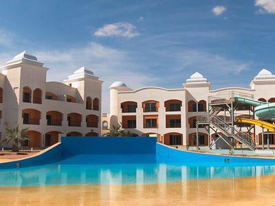 Egitto Mar Rosso, Sharm el Sheikh - Tropitel Waves Naama Bay Resort