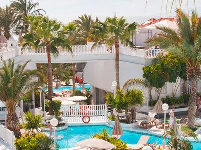 Spagna - Canarie, Tenerife - Lagos De Fanabe Beach Resort