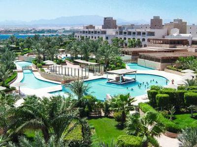 Egitto Mar Rosso, Hurghada - Seaclub Fort Arabesque