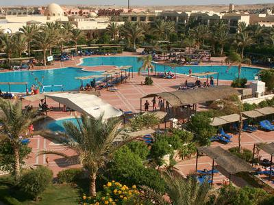 Egitto Mar Rosso, Marsa Alam - Seaclub Jaz Lamaya Resort