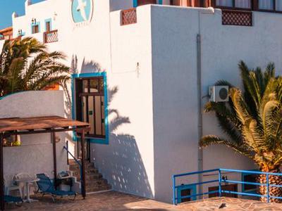 Grecia, Karpathos - Hotel Albatros