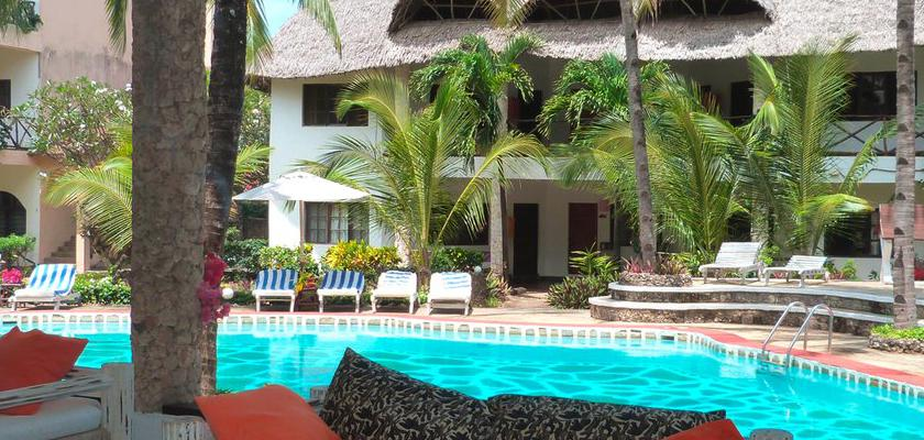 Kenya, Watamu - Aquarius Club International Resort 3