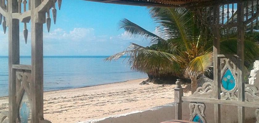 Kenya, Malindi - Tamu Beach Resort 1