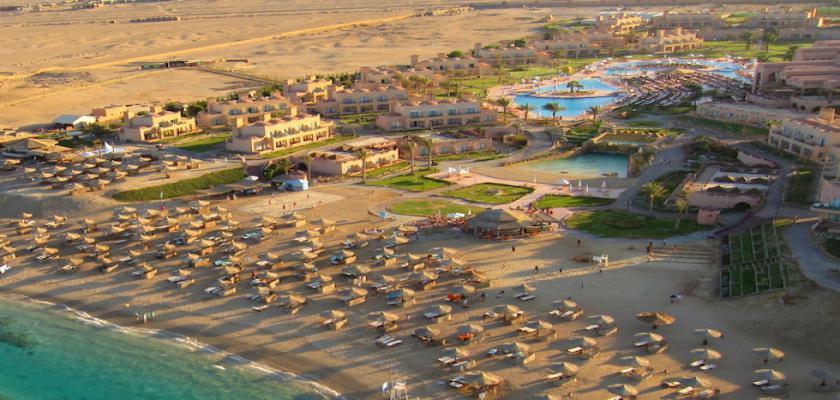 Egitto Mar Rosso, Marsa Alam - Seaclub Akassia 1