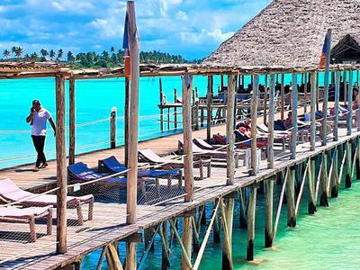 Zanzibar, Zanzibar - Reef and Beach Resort