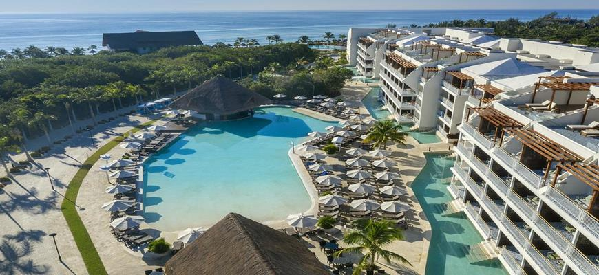 Messico, Riviera Maya - Ocean Riviera Paradise 4