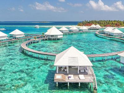 Maldive, Male - Sea Diamond Diamonds Thudufushi & Water Villas