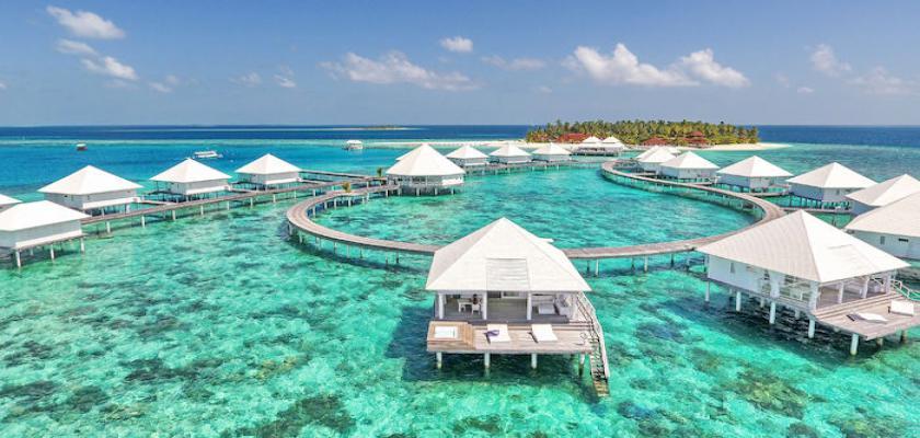 Maldive, Male - Sea Diamond Diamonds Thudufushi & Water Villas 0
