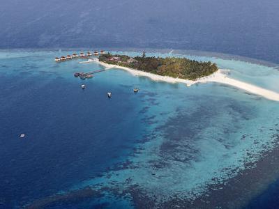 Maldive, Male - Seaclub Maayafushi