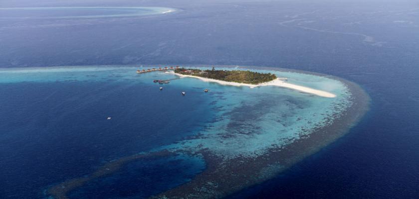 Maldive, Male - Seaclub Maayafushi 0