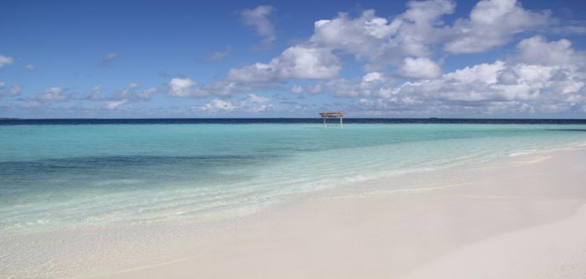 Maldive, Male - Seaclub Maayafushi 3