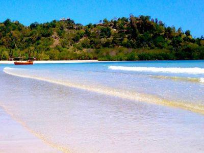 Madagascar, Nosy Be - Au Belvedere Hotel