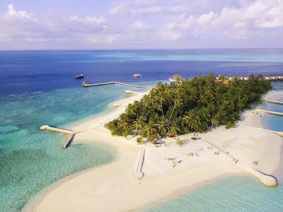 Maldive, Male - Seaclub Dhiggiri