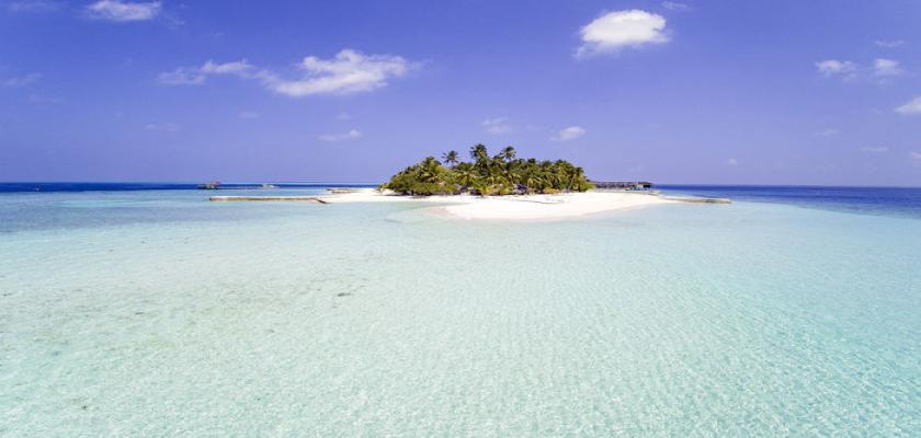 Maldive, Male - Seaclub Dhiggiri 2