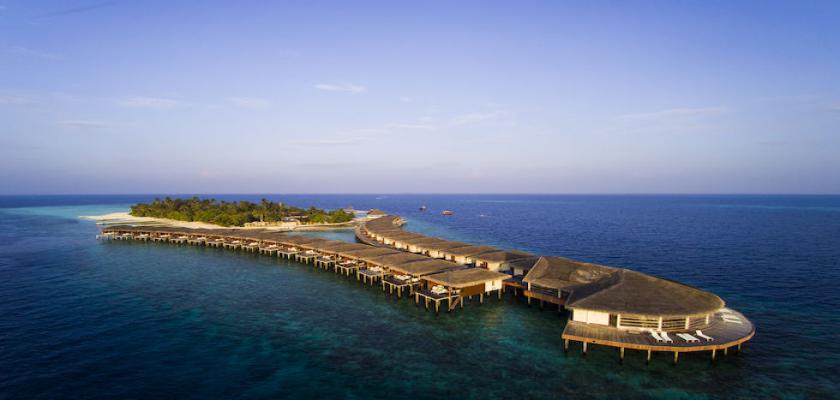 Maldive, Male - Seaclub Dhiggiri 3