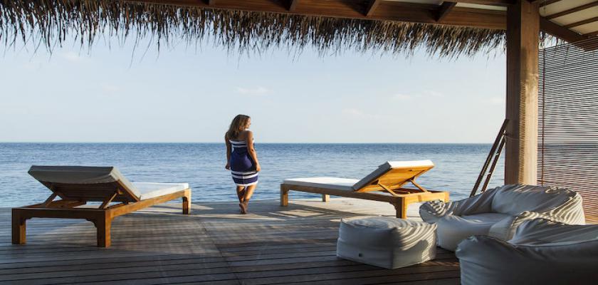 Maldive, Male - Seaclub Dhiggiri 4