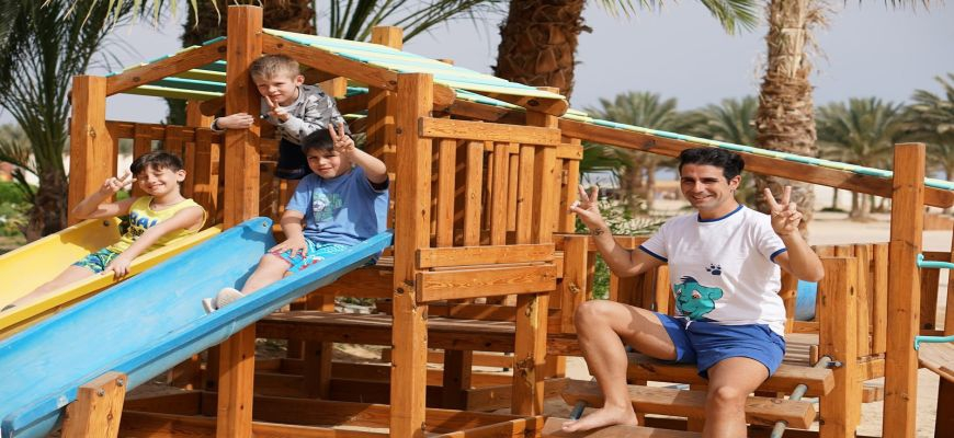 Egitto Mar Rosso, Marsa Alam - Veraclub Floriana Emerald Lagoon 1