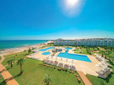 Tunisia, Hammamet - Veraclub Kelibia Beach