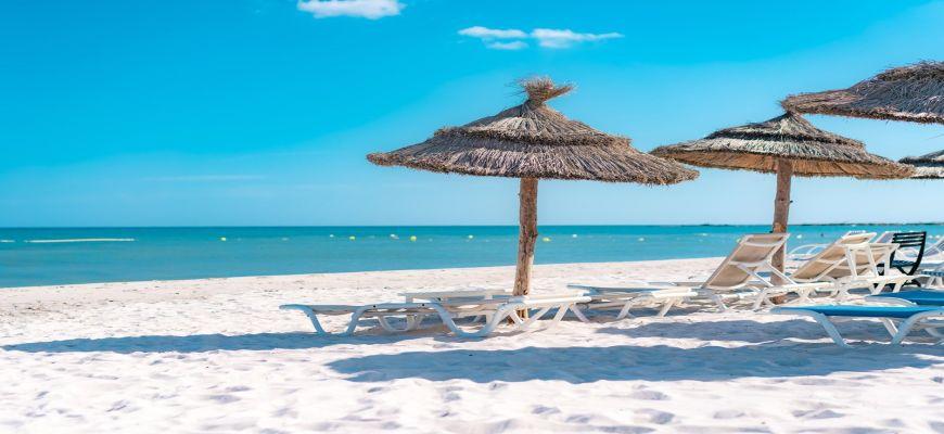 Tunisia, Hammamet - Veraclub Kelibia Beach 18