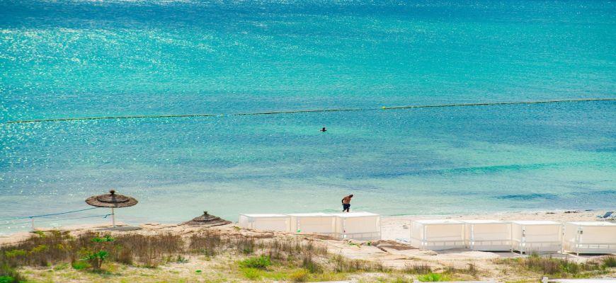Tunisia, Hammamet - Veraclub Kelibia Beach 20