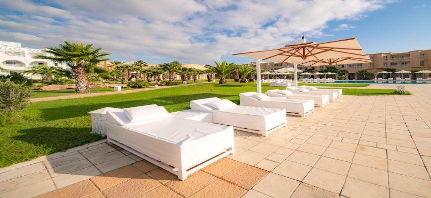 Tunisia, Hammamet - Veraclub Kelibia Beach 9