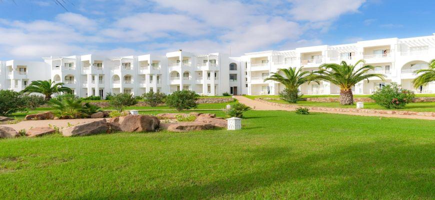 Tunisia, Hammamet - Veraclub Kelibia Beach 12