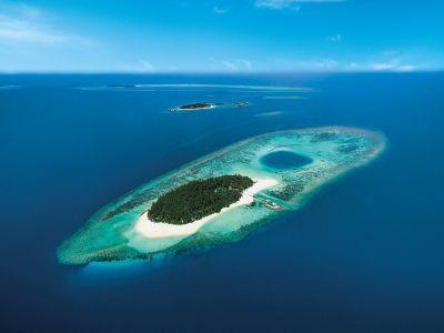 Maldive, Male - Veraclub Aaaveee Nature's Paradise