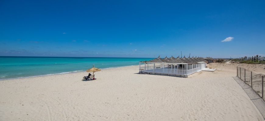 Tunisia, Djerba - Veraclub Iliade 30