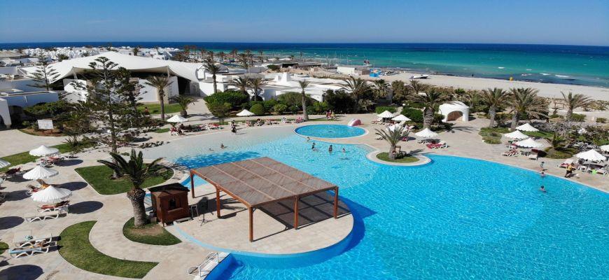 Tunisia, Djerba - Veraclub Iliade 19