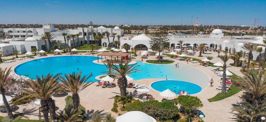 Tunisia, Djerba - Veraclub Iliade 20