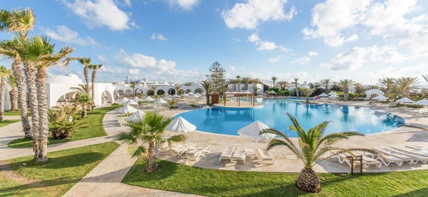 Tunisia, Djerba - Veraclub Iliade 24